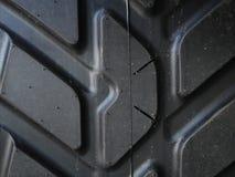 Hjulgummihjul Arkivbild