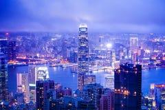 HK stock fotografie