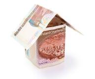 HK  dollar house Stock Photos