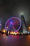 A HK Ferries a roda IFC Fotografia de Stock