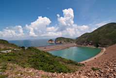 HK High Island Reservoir Stock Images