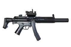 Hk MP5 SD6 Royalty Free Stock Photos