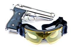 HK MP5 SD6 Royalty-vrije Stock Afbeeldingen