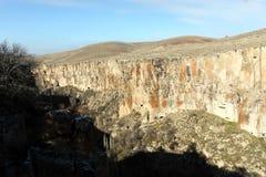 Hlara Valley, Cappadocia Stock Photo