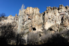 Hlara Valley, Cappadocia Royalty Free Stock Photo