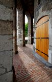 Hlenturm medievale del ¼ di Gereonsmà della torre in Colonia fotografia stock