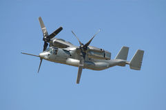 Hélicoptère de l'Osprey V-22 Photos libres de droits