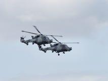 Hélicoptère de Lynx Mk 8 Image libre de droits