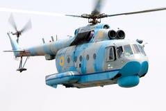 Hélicoptère marin mil Mi-14PL Images libres de droits