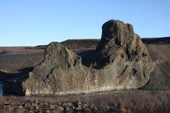 Hljoðaklettar, IJsland Royalty-vrije Stock Fotografie