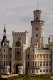 hluboka детали замока Стоковое Изображение