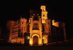 Hluboka na noite Fotos de Stock Royalty Free