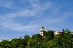 Hluboka nad Vltavou fotos de archivo