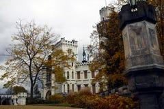 Hluboka nad Vltavou Imagen de archivo libre de regalías