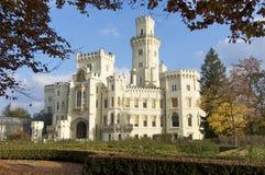 Hluboka nad Vltavou imagem de stock royalty free