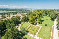 Hluboka nad Vltavou obrazy royalty free