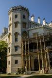 Hluboka nad Vltavou Castle Stock Photography