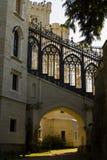 Hluboka nad Vltavou Castle Royalty Free Stock Image