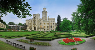 Hluboka nad Vltavou, Royalty Free Stock Photo