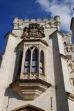 hluboka ponad vltavou zamek Zdjęcie Stock