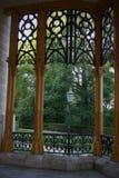 hluboka ponad vltavou zamek Fotografia Stock