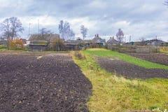 Hlybokayestad, Wit-Rusland royalty-vrije stock foto