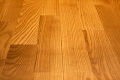 Hölzerne Fußbodenbeschaffenheit Stockfotografie