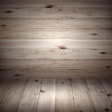 Hölzerne Planken der großen braunen Böden masern Hintergrundtapete Lizenzfreie Stockfotografie