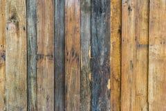 Hölzerner materieller Hintergrund für Weinlesetapete Stockfotografie