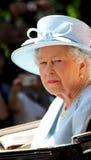 HM Queen Elizabeth II Stock Photography