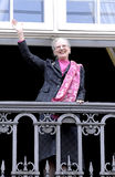 HM the queen Margrethe II Royalty Free Stock Photos
