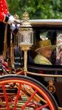 HM rainha Elizabeth II Imagem de Stock Royalty Free