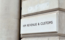 HM Revenue & Customs Stock Images