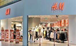 HM store Stock Photo