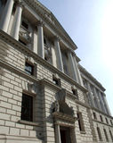 HM Treasury 2 Stock Images