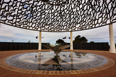 HMAS Sydney 2 memorial, Geraldton Royalty Free Stock Images