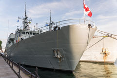 HMCS gąski zatoka Obraz Stock