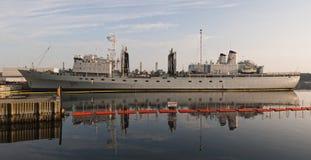 HMCS Halifax royalty-vrije stock afbeelding