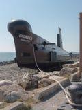 HMCS Onondaga S73 Royal Canadian Navy Submarine Royalty Free Stock Photos