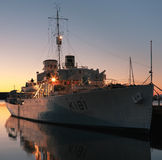 HMCS Sackville Stock Image