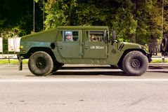 HMMWV Photos stock