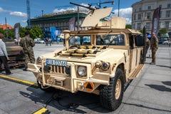 HMMWV Humvee stock fotografie