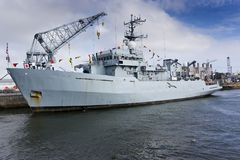 HMNB Devonport Royalty Free Stock Photography