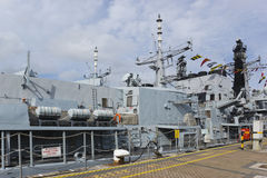 HMNB Devonport Royalty Free Stock Image