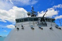 HMNZS Wellington (P55) Fotografía de archivo