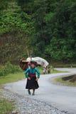 hmong Royaltyfri Fotografi
