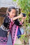 Hmong children. Stock Photo