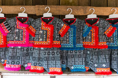 Hmong dress Royalty Free Stock Photography