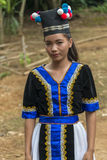 Hmong girl Stock Images