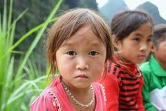Hmong-Kinder Lizenzfreie Stockfotografie